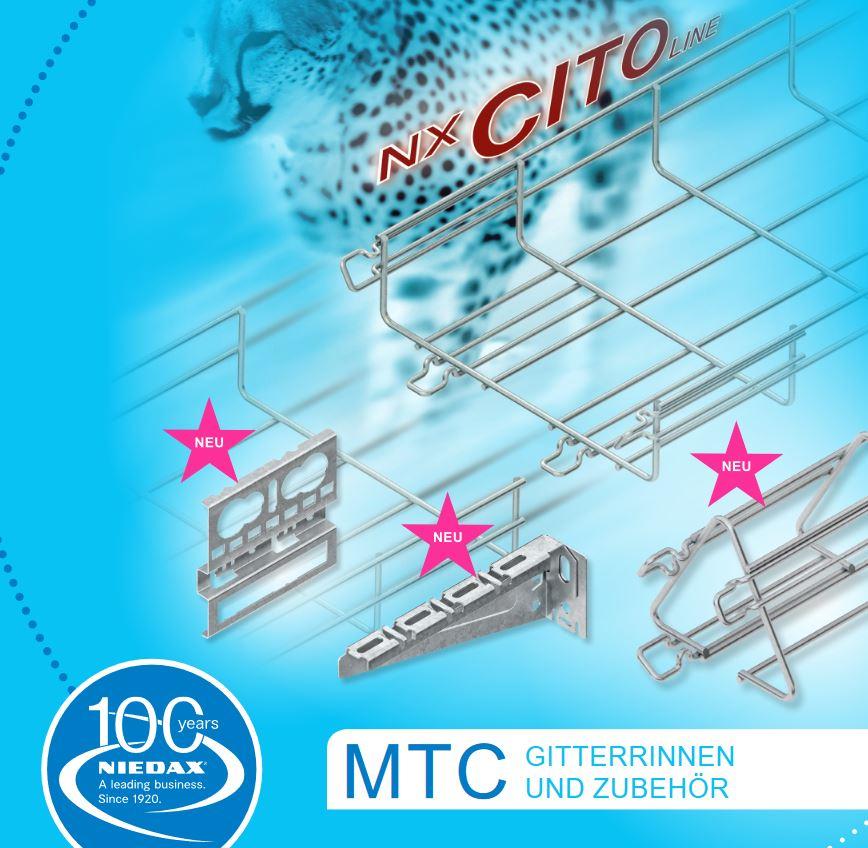 MTC Gitterrinne